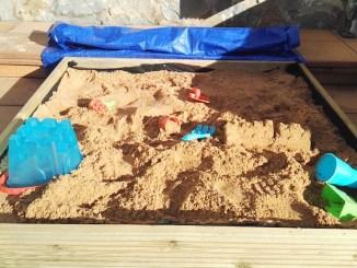 cajon de arena