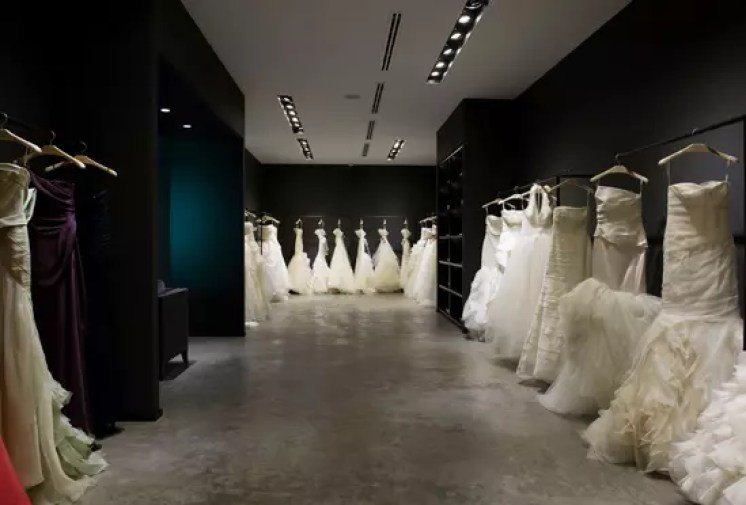 your guide to the best bridal boutiques in los angeles ForBoutique En Ligne Vera Wang