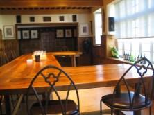 La Mission Haut Brion tasting room detail June visit photo by Paige Donner copyrigth 2017 IMG_2535