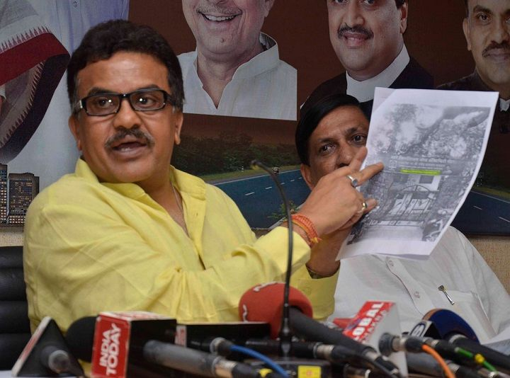 Sanjay Nirupam calls surgical strikes 'fake', Congress distances itself from his statements