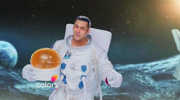 Salman to don astronaut look for show promo