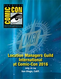 LMGI @ COMIC-CON @  San Diego Convention Center  | San Diego | California | United States