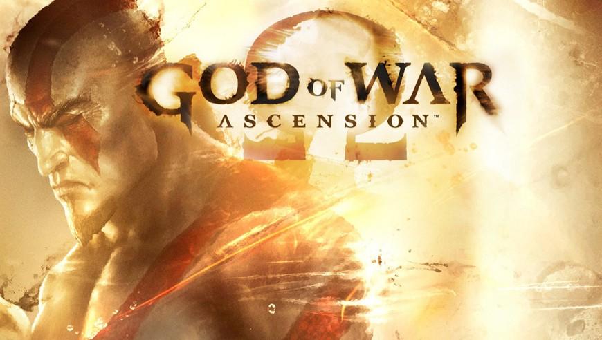 Poster do filme God of War: Ascension