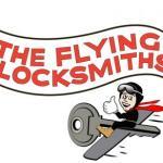 flying locksmith logo