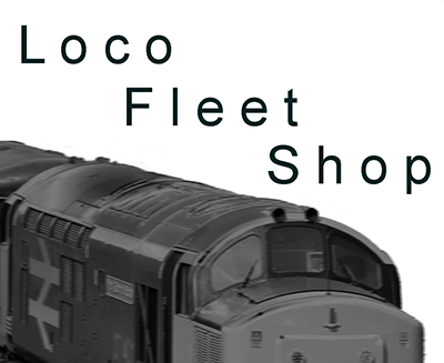 Loco Fleet List Logo White