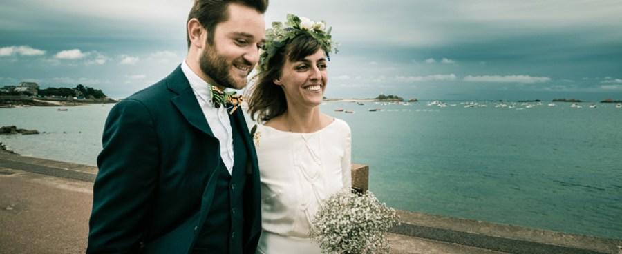 L'Oeil de Paco - Photographies de Jean-François Le Bescond - Mariage - Couple - Port Blanc