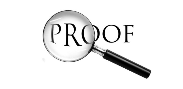 "You can't prove it: On the value of ""proof"" and the importance of falsifiability"