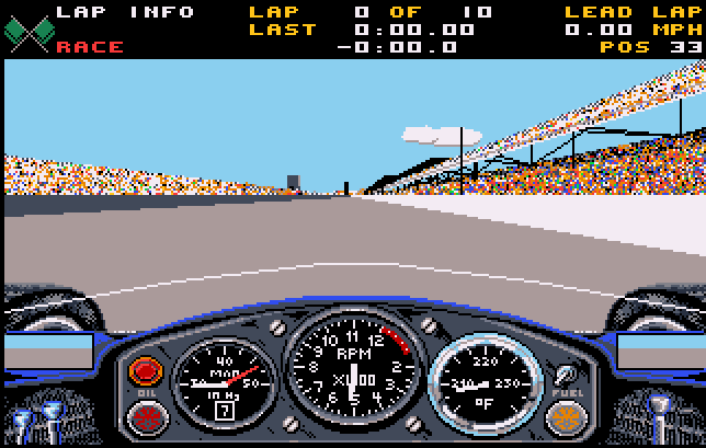 Let's Play! Indianapolis 500