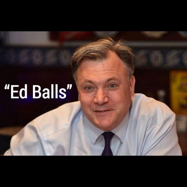 Happy Ed Balls Day 2016