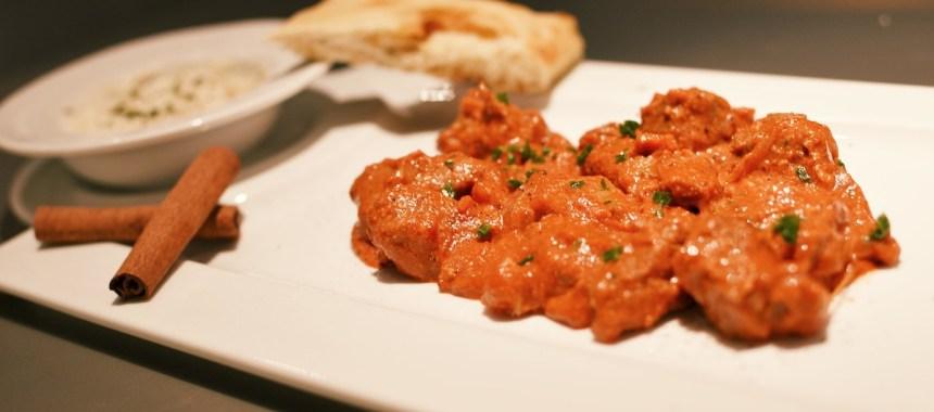 Rogan Josh ou le curry d'agneau du Cachemire…