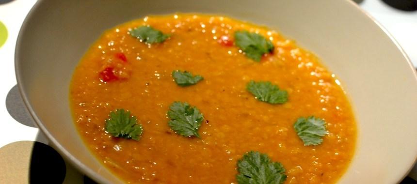 10 recettes de soupes pour se réchauffer !