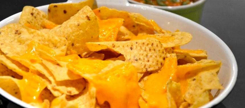 Doritos & cheddar gratiné, salsa maison…