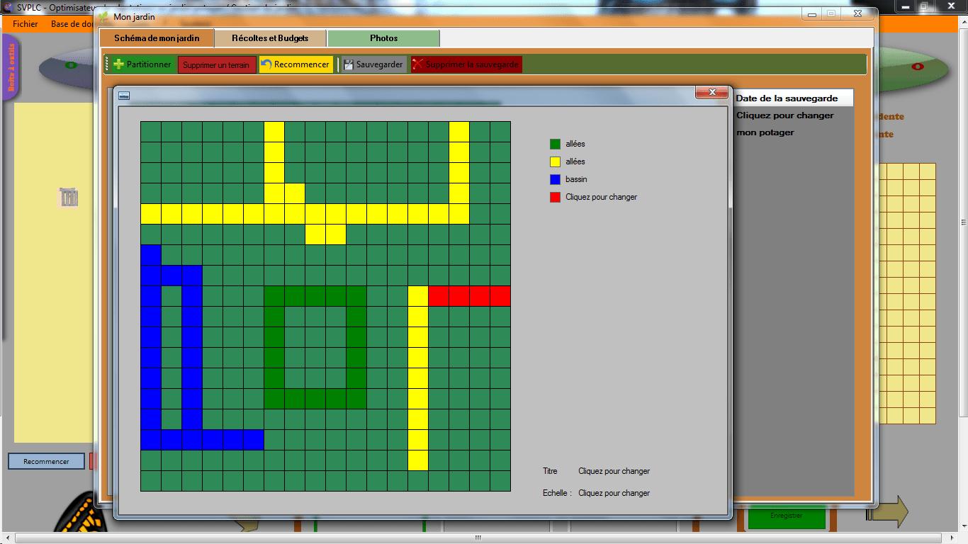 Logiciels jardins le guide guide des logiciels de for Calendrier lunaire jardin mai 2015