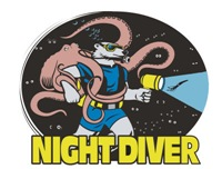 Night Diver Logo Products