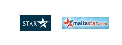 star sports malta star logos