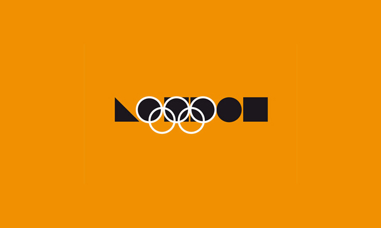Londres 2012 - Design alternativo para logo