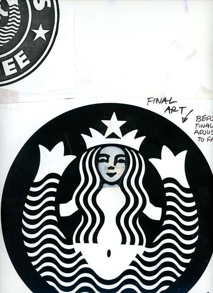 Doug Fast Starbucks Original Logo