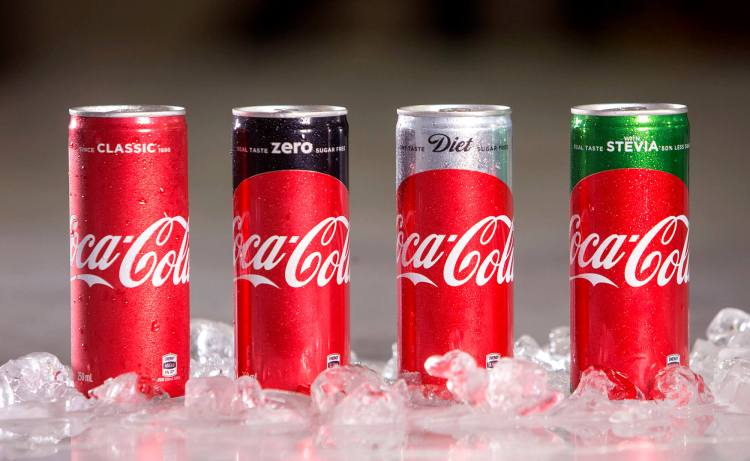 Novo Design Coca-Cola - One Brand Strategy