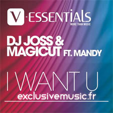 DJ Joss &amp; Magicut feat Mandy - I Want U