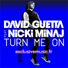 David Guetta &amp; Nicki Minaj - Turn Me On