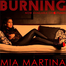 Mia Martina - Burning (Monte Le Son)