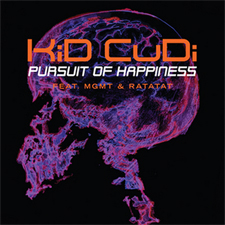 Kid Cudi & MGMT & Ratatat - Pursuit Of Happiness (Steve Aoki Remix Cut)