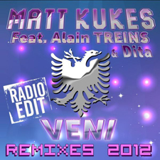 Matt Kukes feat Alain Treins &amp; Dita - Veni (RLS Remix Edit Version Francophone)