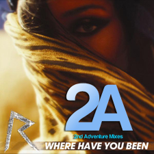 Rihanna - Where Have You Been (2nd Adventure Radio Edit)