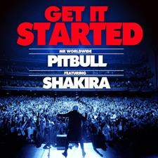 Pitbull feat Shakira - Get It Started