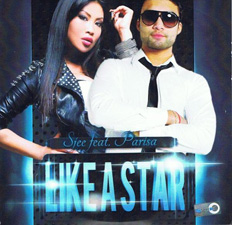 Sjee feat Parisa - Like A Star