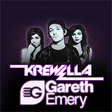 Gareth Emery &amp; Krewella - Lights And Thunder
