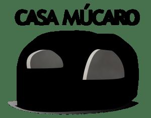 Casa Mucaro Logo F Black