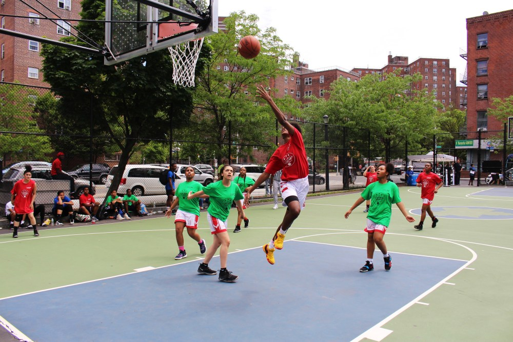 Basketball Tournament photos by Andre Cirilo (16U Girls Green and Red Team)