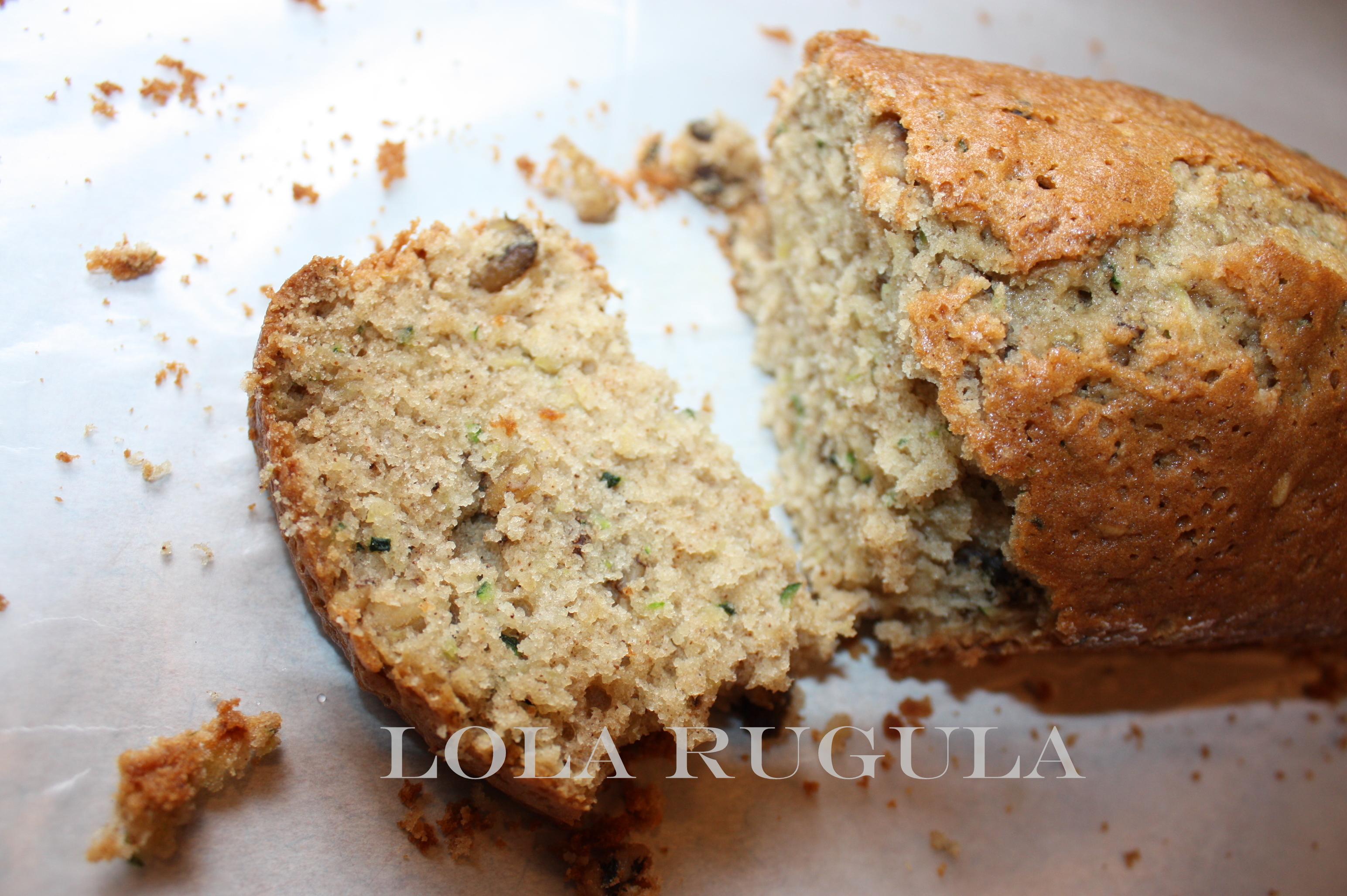 zucchini bread recipe – lola rugula