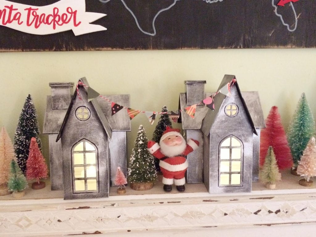 Fullsize Of Christmas Village Houses