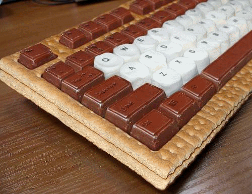 Yummy Smors Keyboard