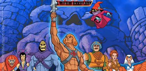 He-Man 80s Cartoon