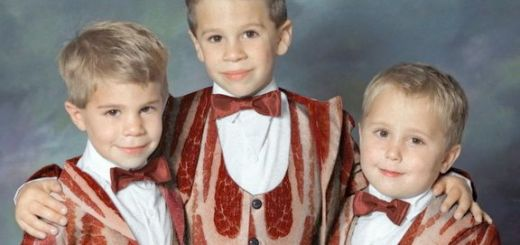 Bacon Brothers in Bacon Suits