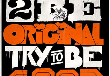 Don't Be Original