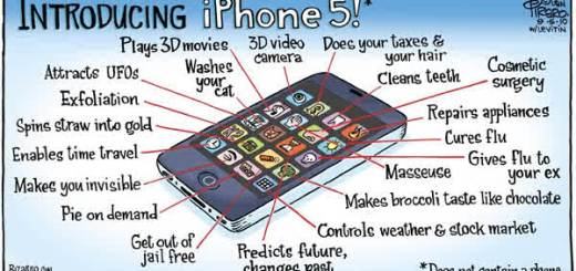 Amazing New iPhone 5 Feature List!