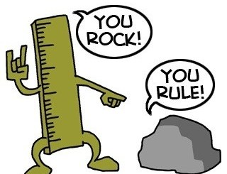 You Rock! You Rule!