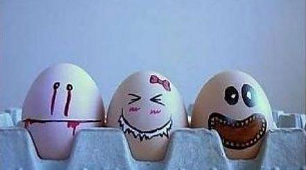 zombie eggs