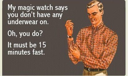 Magic Stud Watch