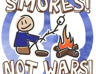 Make Smores! Not Wars!