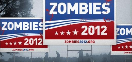 Zombie President 2012