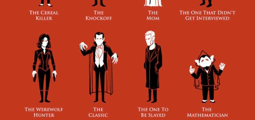 Different kinds of vampires.