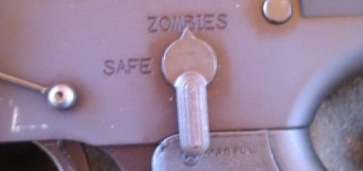 Gun Zombie Switch