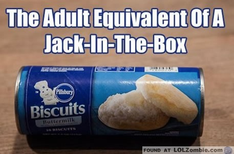 The Adult Equilievent of a Jack-In-The-Box
