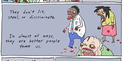 Zombie Humans