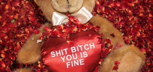 Valentines Teddy Bear